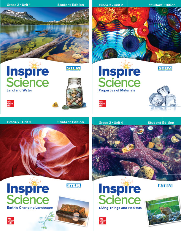 Inspire Science | McGraw-Hill Asia